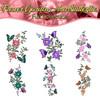 Flower Garden And Butterflies Full Collection