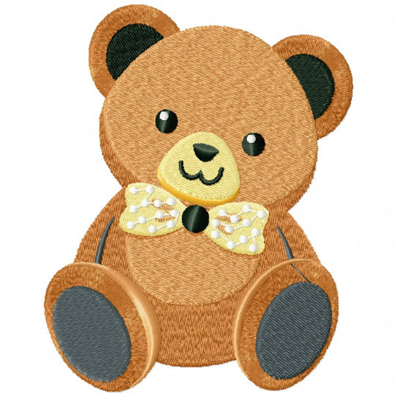 Machine Embroidery Design Stuffed Toy Collection 01
