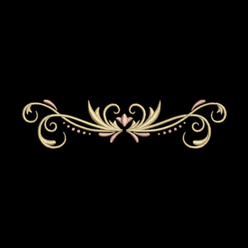 Elegant Frame Collection #01 Machine Embroidery Design