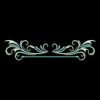 Elegant Frame Collection #02 Machine Embroidery Design