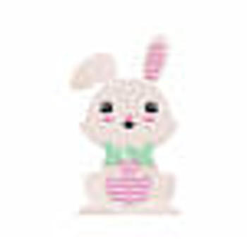 Machine Embroidery Designs - Easter Bunnies Collection of 8
