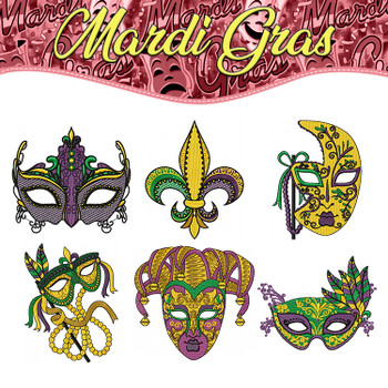 Mardi Gras Full Collection