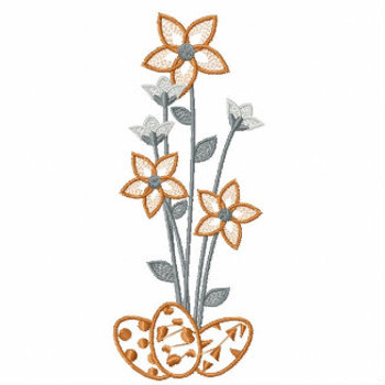 Spring Easter Collection #06 Machine Embroidery Design