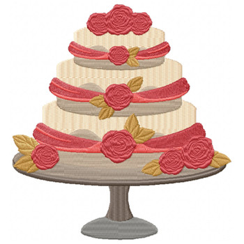 Wedding Cake #04