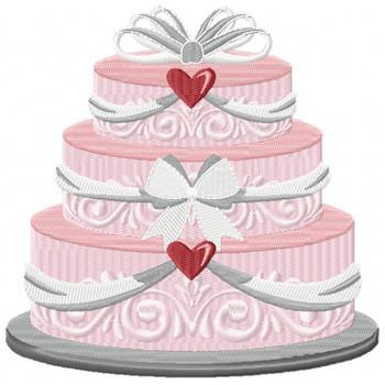 Wedding Cake #06