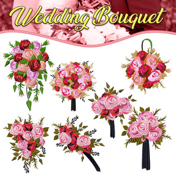 Wedding Bouquet Full Collection