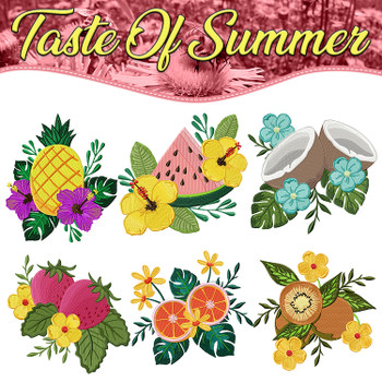 Taste Of Summer Full Collection