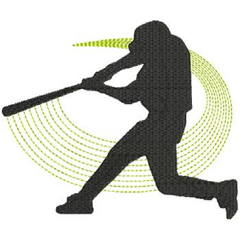 Baseball Line Art #02