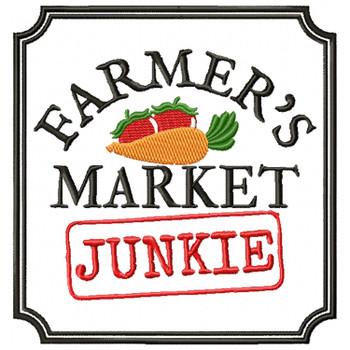 Farmer's Market Junkie