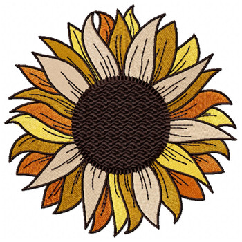 Detailed Sunflower #01