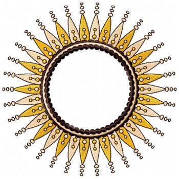Detailed Sun #01-A