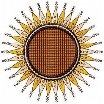 Detailed Sun #01-B