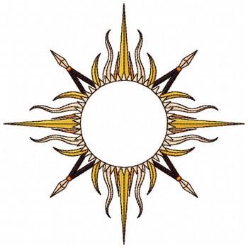 Detailed Sun #02-A