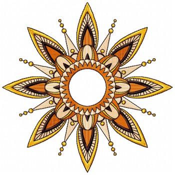 Detailed Sun #03-A