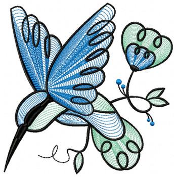 Hummingbirds #01