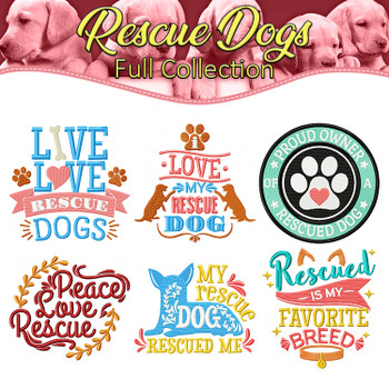 Rescue Dogs Full Collection