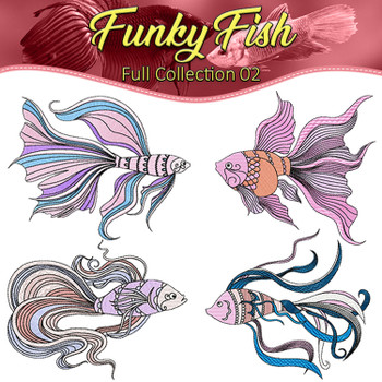 Funky Fish Full Collection 02