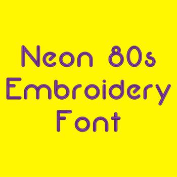 Neon80sEmbroideryFont_ProdPic