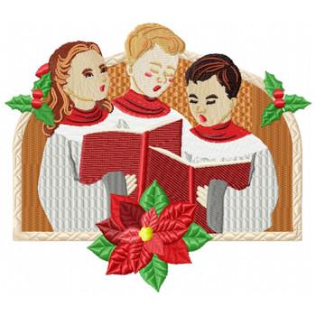 Christmas Carol Singers #02