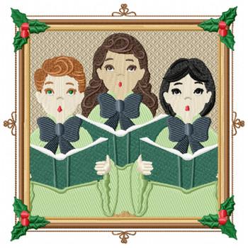 Christmas Carol Singers #03