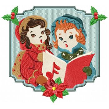 Christmas Carol Singers #04