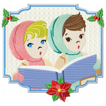 Christmas Carol Singers #06