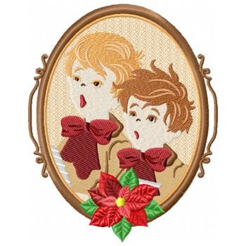 Christmas Carol Singers #01