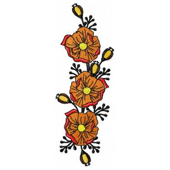 Vintage Flowers #03
