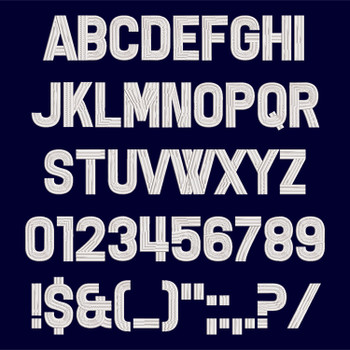 The27ClubEmbroideryFont_FullAlpha