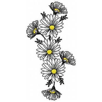 Vintage Flower #06