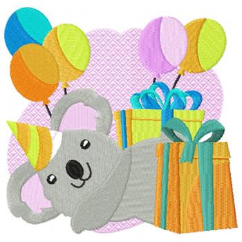 Happy Birthday Animals #02