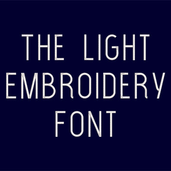 TheLightEmbroideryFont_ProdPic