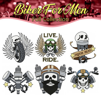Biker For Men Full Collection
