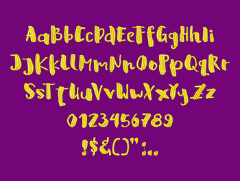 La Viola Machine Embroidery Font Now Includes BX Format