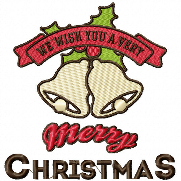 Merry Christmas Labels.We Wish You A Merry Christmas Christmas Labels 01 Machine Embroidery Design