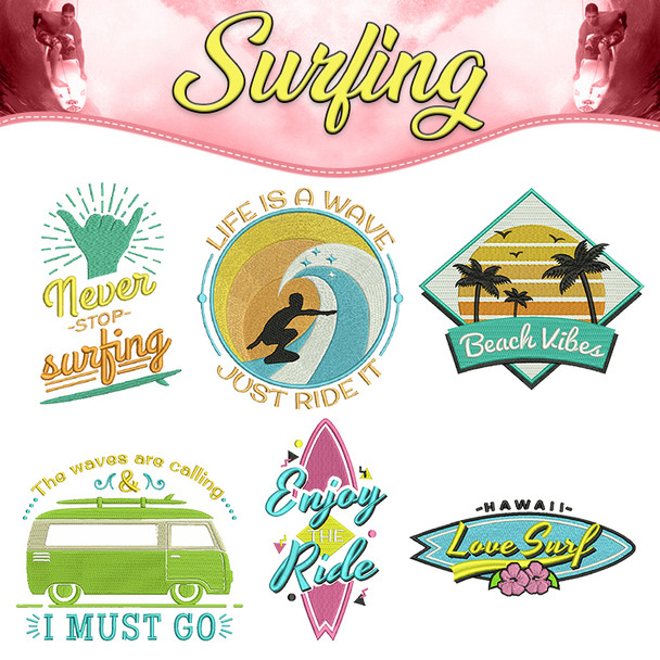Surfing Full Collection