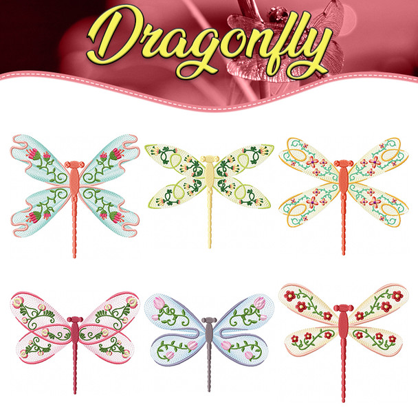 Dragonfly Full Collection
