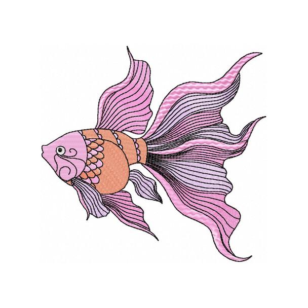 Funky Fish #08