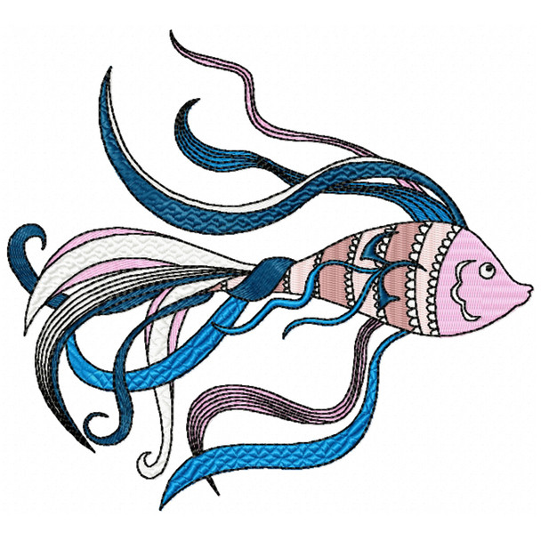 Funky Fish #10
