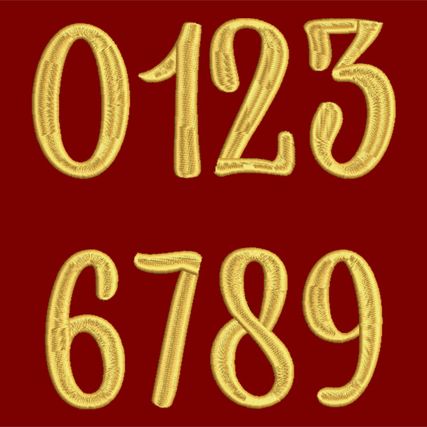 EarwormEmbroideryFont_Number