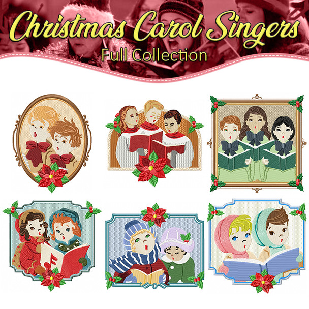 Christmas Carol Singers Full Collection
