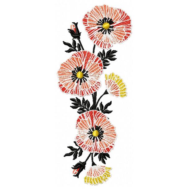 Vintage Flowers #01