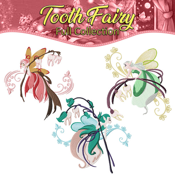 Tooth Fairy Full Collection