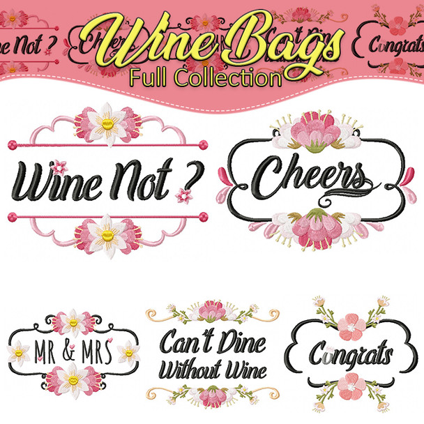 Wine Bags Full Collection
