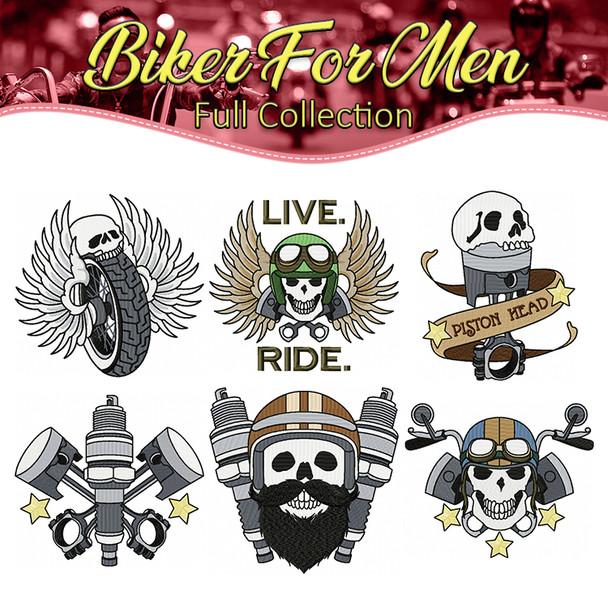 Biker For Men Full Collection