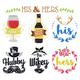 Machine Embroidery Designs - His and Hers Collection of 14