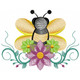 Bees And Flowers 02