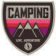 Camping Badges 02