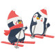 Christmas Penguins #04