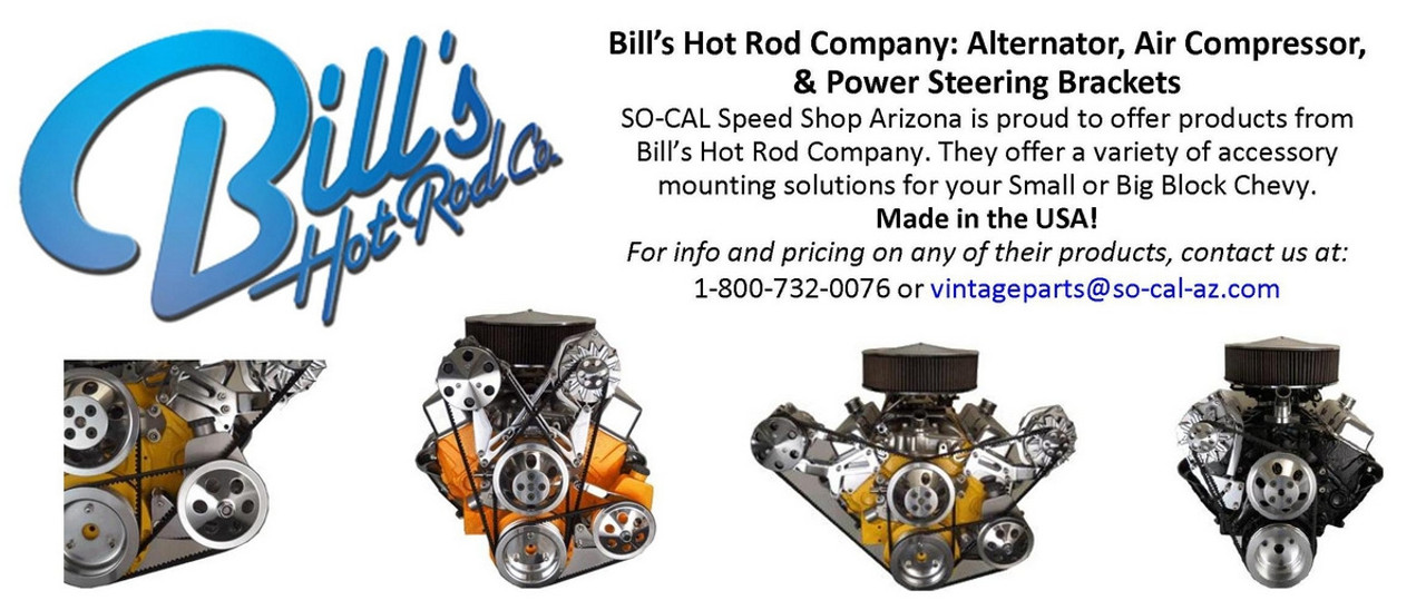 Bill's Hot Rod Co